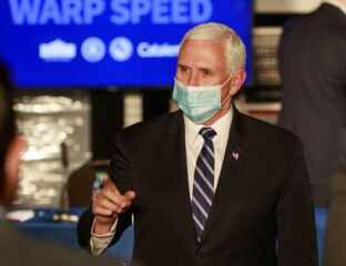 Mike Pence has officially left the White House. But is the former Vice President looking for a fresh start? Take a look at Mike Pence's next move.