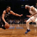 Is Kyrie Irving injured? Learn why fans are asking that question after a last-minute scratch before the Nets vs. 76ers matchup.