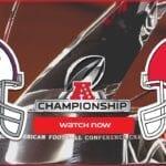 The defending champion Kansas City Chiefs host the Buffalo Bills on Sunday evening. Watch the NFL live stream on Reddit now.