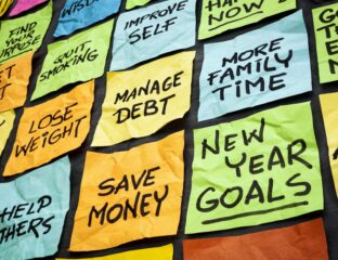 There's one tradition that's still going strong for some people: setting New Year's resolutions. Check out our tips to stick to your goals.