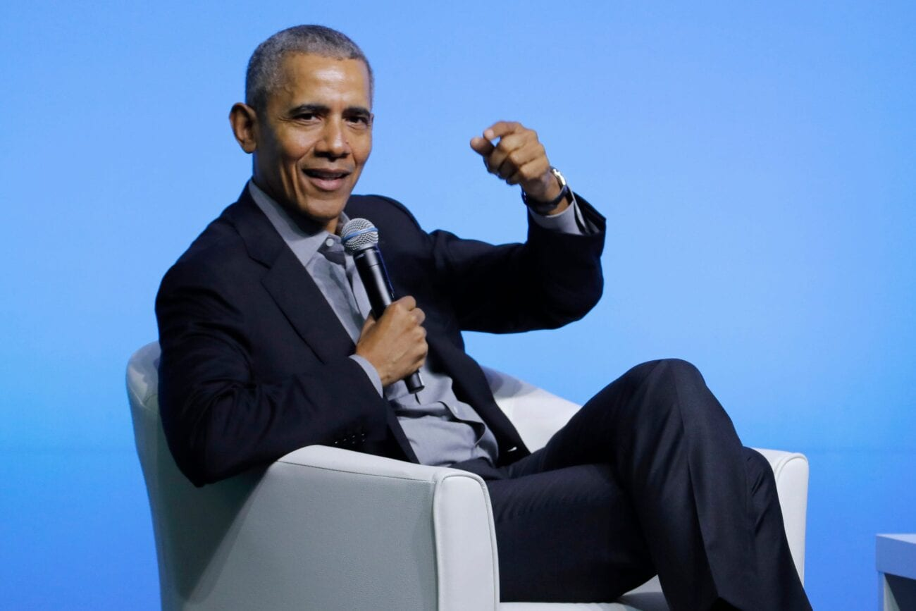It seems like Barack Obama doesn't age, as he continues to be the definition of a DILF. Take a trip down memory lane and see his sexist moments.