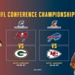 Welcome to Conference Championship Sunday! Here's how you can catch the latest NFL matches in a live stream.