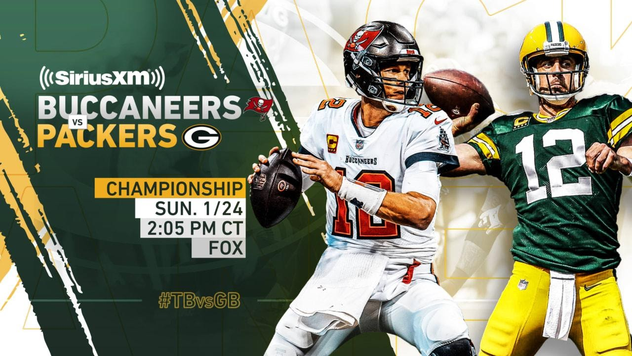 The road to gold, to back-to-back gold, officially opened for Buccaneers vs Packers on Sunday. Watch the NFL live stream now.