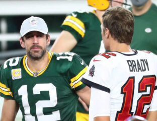 Trying to watch the Packers vs. Buccaneers? Two legendary quarterbacks will faceoff for a ticket to the Super Bowl. Here are all the places to watch.