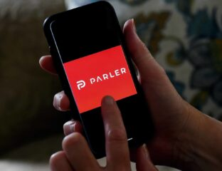 Did Parler officially leave the building? The social media platform may have to. Check out why the Parler app has called it quits after three years.