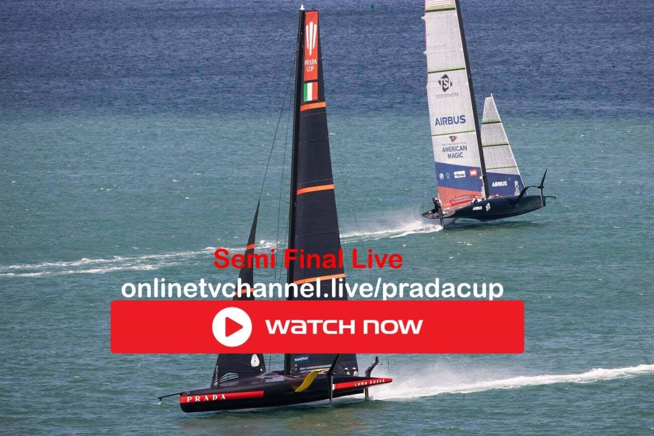 The official competition to select the Challenger to face Team New Zealand in the America's Cup. Watch the Prada Cup semifinal now.