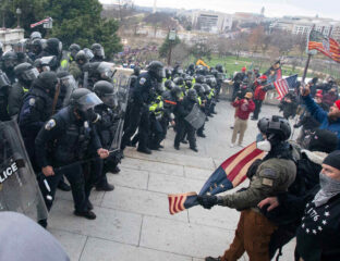 DC police officers have been committing suicide following the aftermath of the Capitol riots. Learn about the mental toll it has left on those involved.
