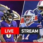 Ravens are gearing up to face the Bills. Discover how to live stream the football game for free on Reddit.