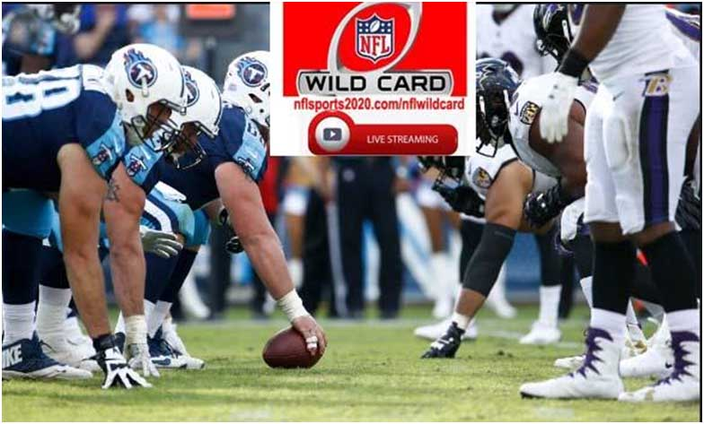 Whether you love the Ravens or Titans, you need to watch their NFL Wild Card game. Here's all the places to live stream the game.
