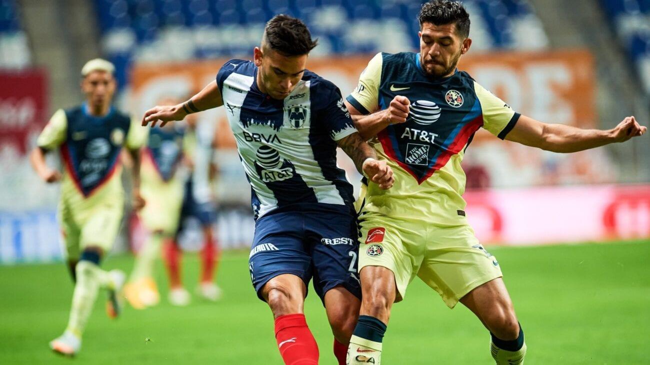 ¡19 jugadores dan positivo en la prueba de COVID-19! Descubre el desastre que fue el partido de Rayados vs América y las nuevas fechas de la Liga MX.