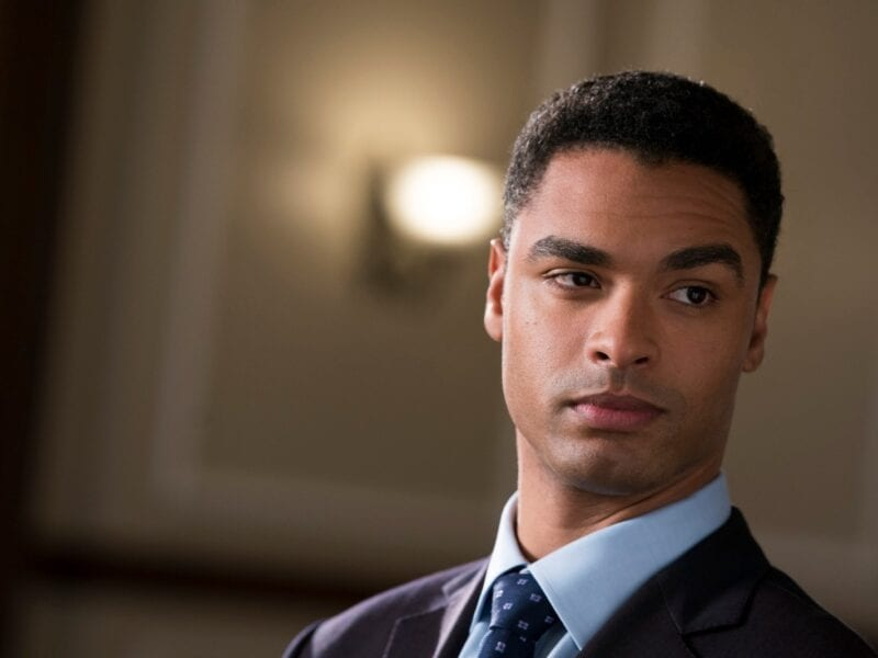 'Bridgerton' actor Regé-Jean Page was recently at the forefront of rumors speculating that he'd be the next James Bond. Here's all the details.