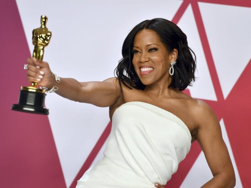 Does Regina King have her sights set on a Best Director Oscar? Read about all the deets on her powerful new film 'One Night in Miami' here.
