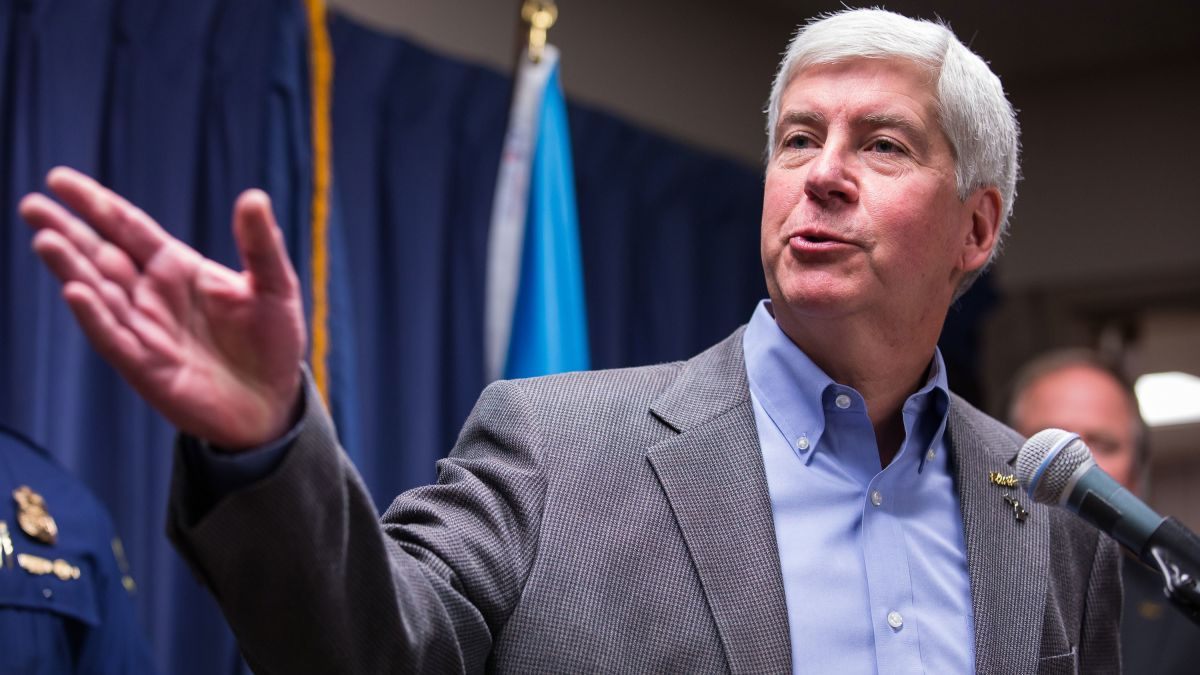 It looks like former Michigan governor Rick Snyder will be facing charges for his alleged role in the Flint Water Crisis. Find out more now.
