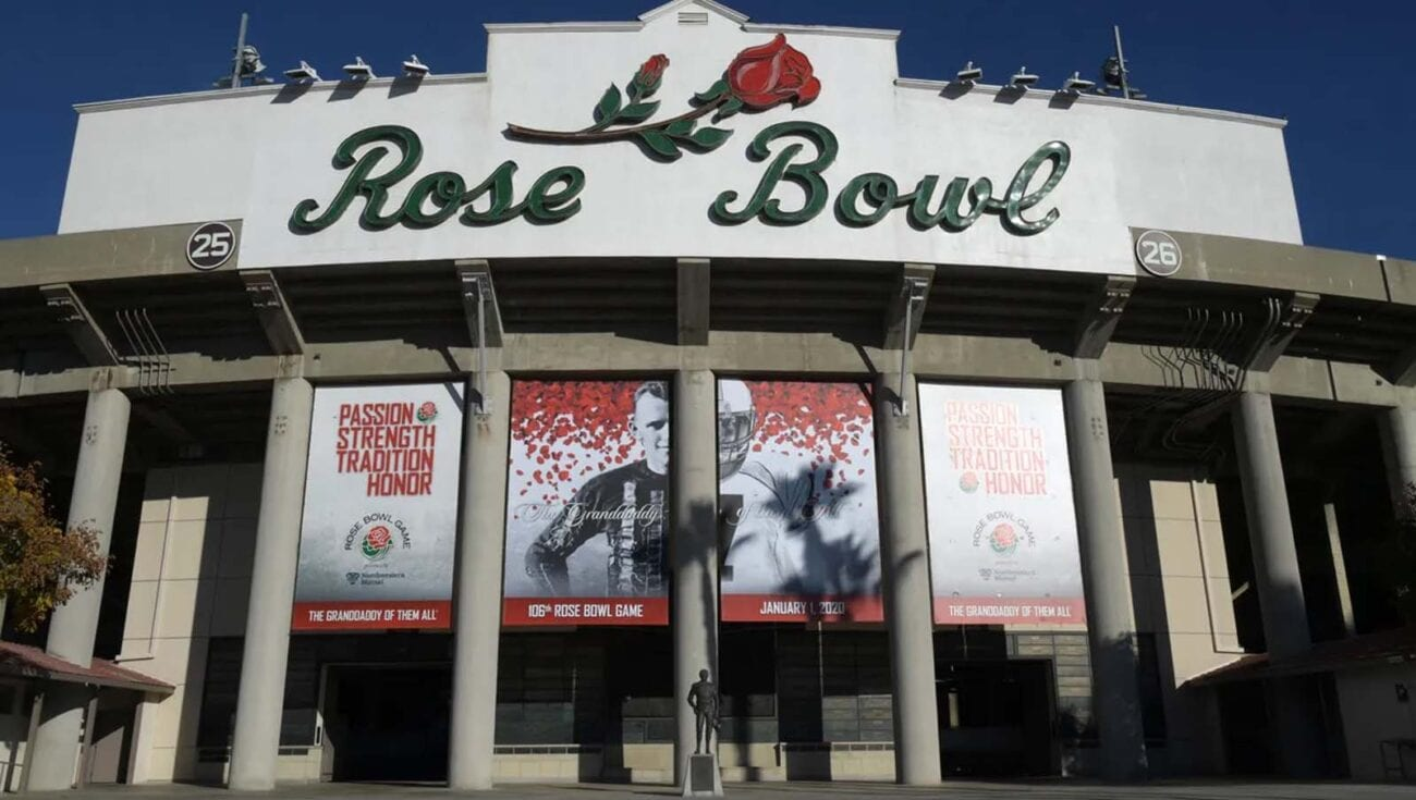 While the parade may not be happening, the 2020 Rose Bowl game is still going on as planned! Here's where you can check out this year's game.