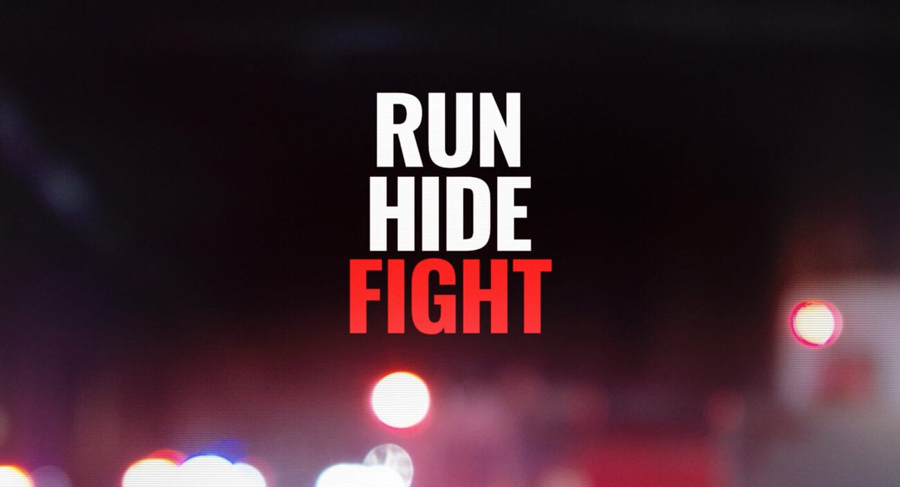 The new thriller 'Run, Hide, Fight' came out this past Friday, so where can you watch it? Here's all the places the movie's available online to stream.