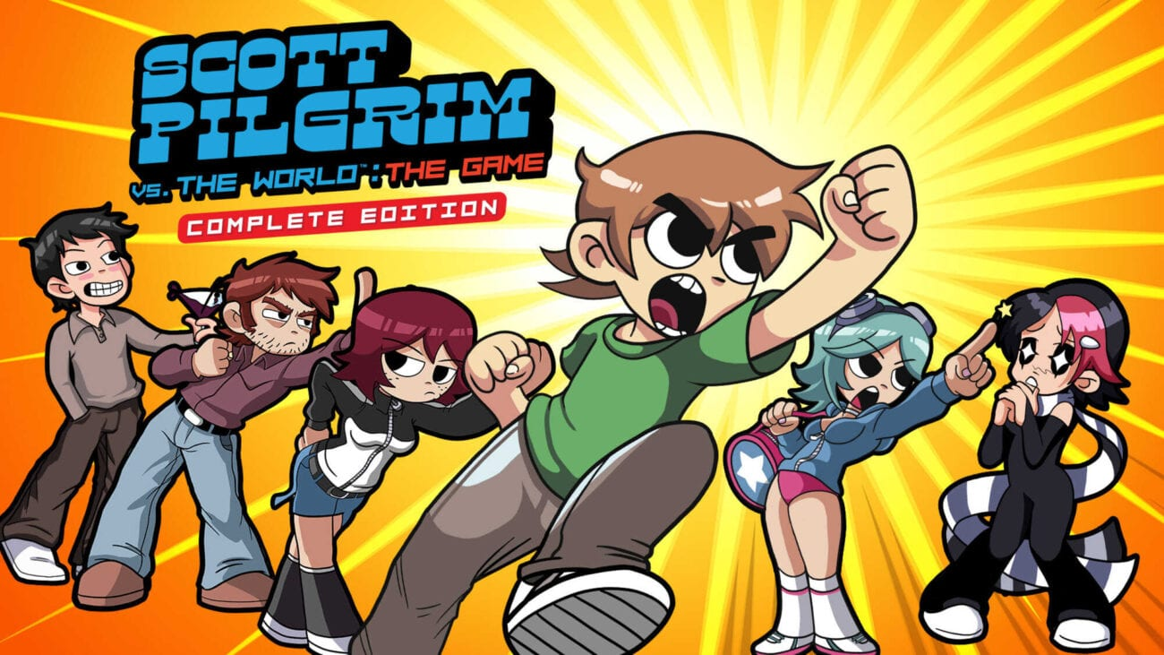 Calling all 'Scott Pilgrim' stans: 'Scott Pilgrim vs. The World: The Game' is back for a limited release. Check out the details here.