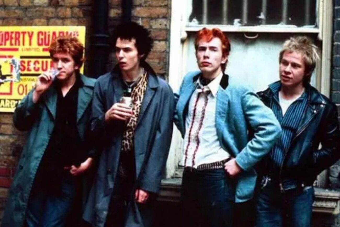 Guess who's ready to spread some anarchy on the big screen? The Sex Pistols are finally getting a biopic, and you can find out all the rockin' details here.