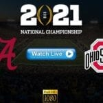 Do you want to see the Alabama vs Ohio State game? Learn how to live stream the football game on Reddit.