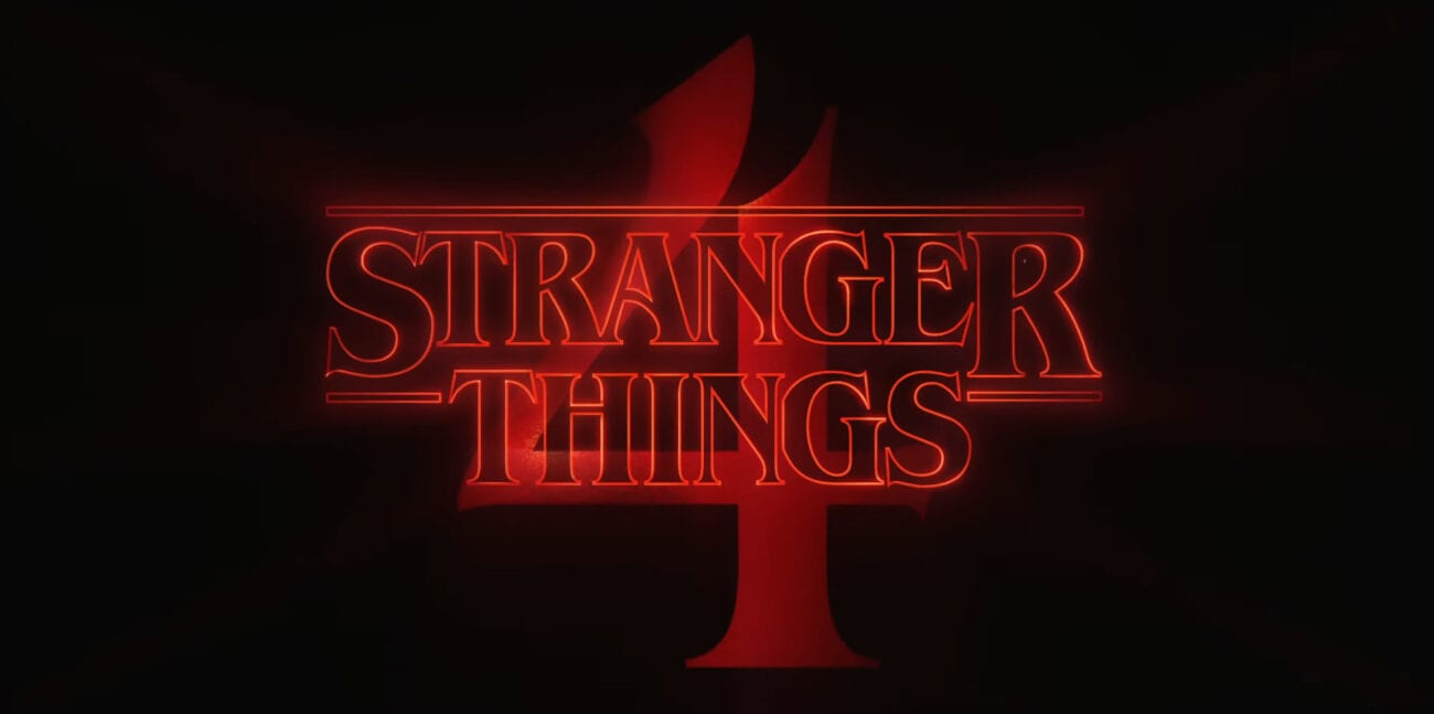 Hopper's back! Find out the release date and other juicy details about season 4 of 'Stranger Things'.