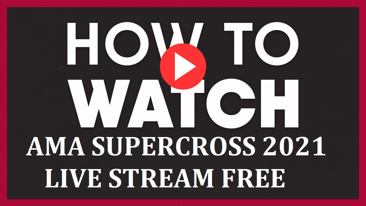 The AMA Supercross 2021 has arrived. Find out how to live stream the motorsport event for free on Reddit.