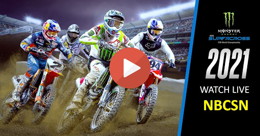 Check out these free live streams for the 2021 Monster Energy AMA Supercross.