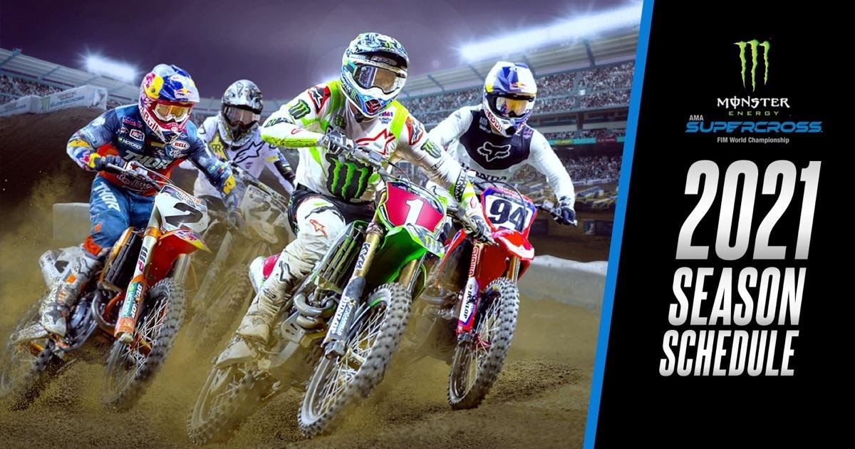 If you're a fan of motocross, here's all the places to check out the 2021 Monster Energy AMA Supercross in Houston.