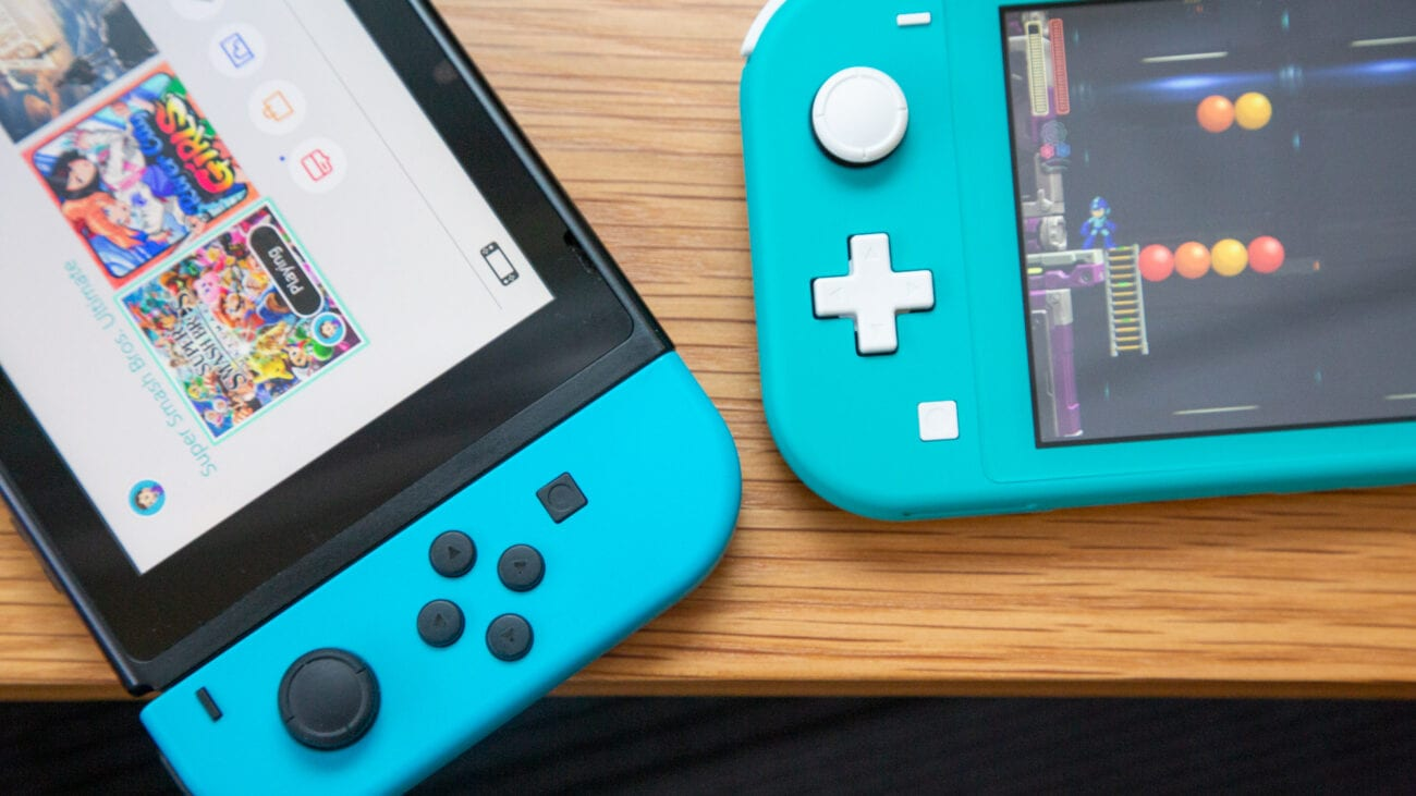 Looking to be Lite on your feet in 2021? We're game if you are! It's Nintendo Switch vs. Nintendo Switch Lite in the battle of the handhelds.