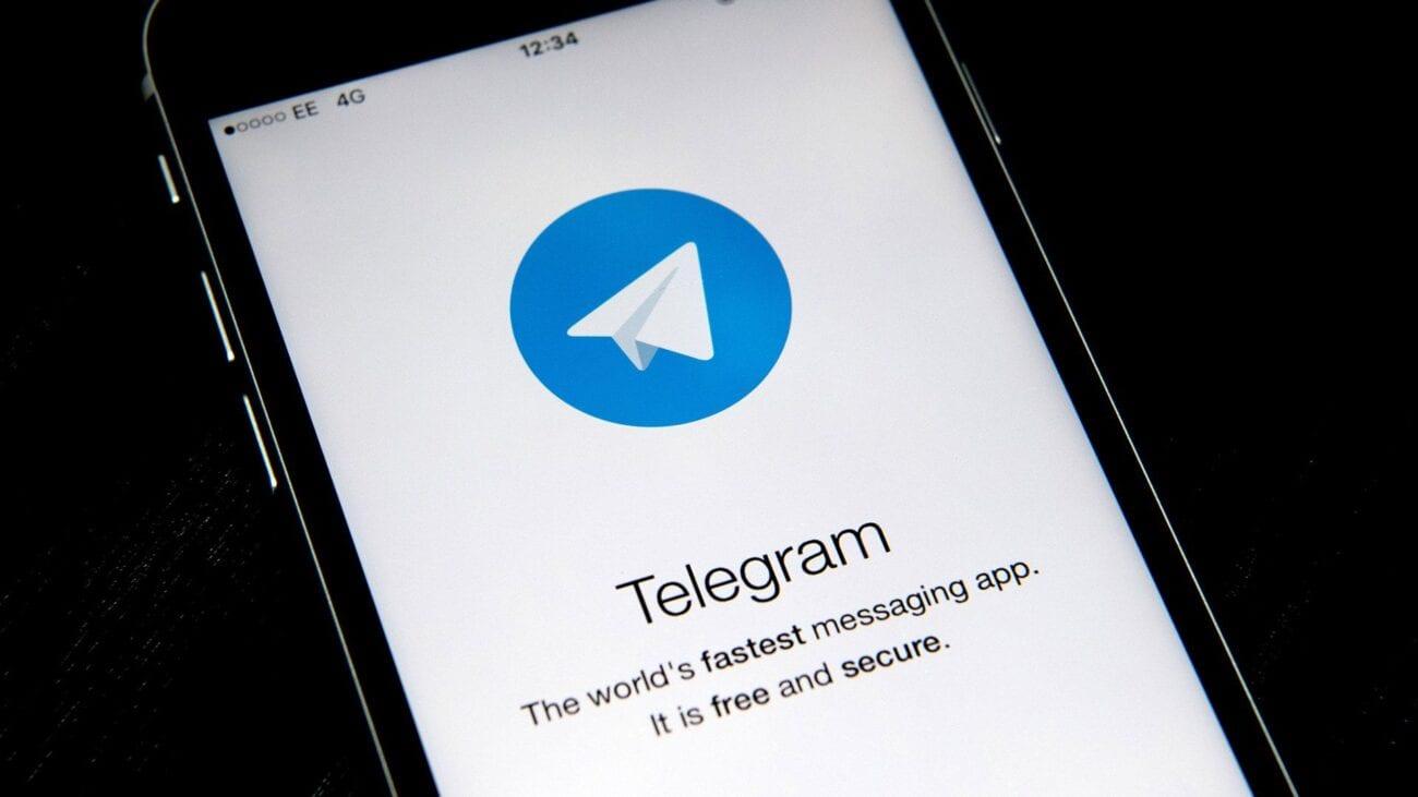 Despídete de WhatsApp y sus mentiras. Checa estos grupos de Telegram y sácale ventaja a la mejor app del internet.