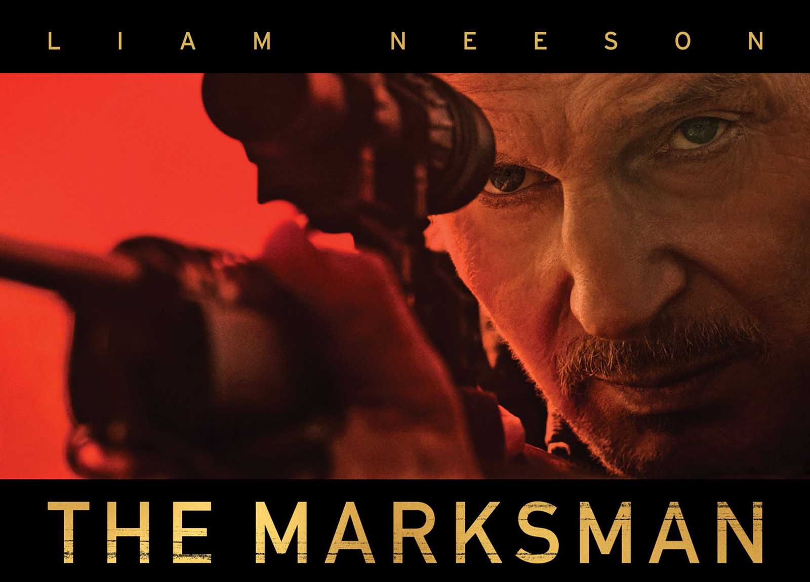 Want to watch 'The Marksman' this weekend? Here's where you can stream it using 123movies online!