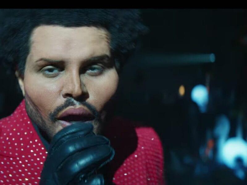 Que no es Calamardo guapo, sino el hijo perdido de Kanye West y Jeffree Star. Ríete con estos memes de la transformación de The Weeknd en 'After Hours'.