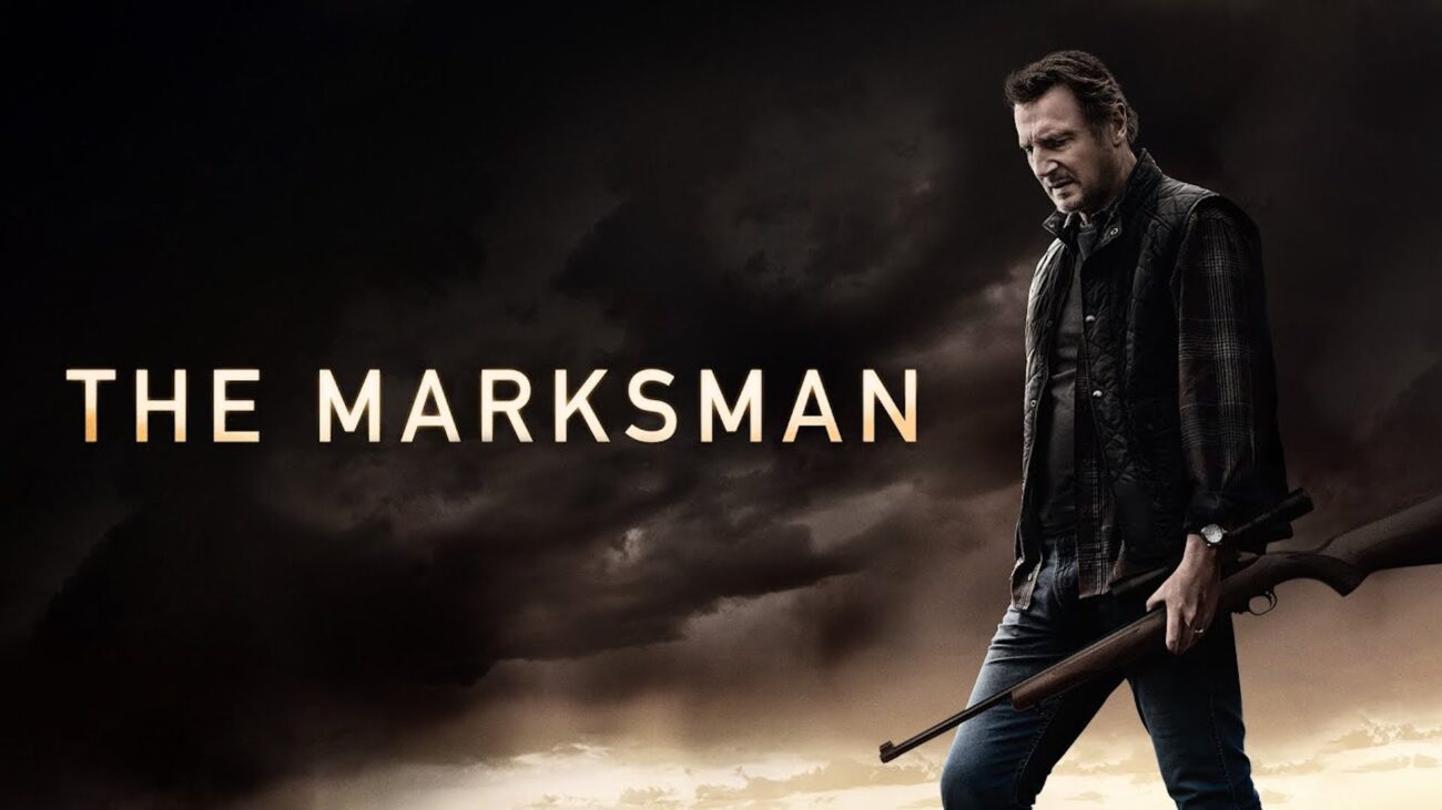 There isn't a more iconic duo than Liam Neeson and a gun. That's why his newest film, 'The Marksman,' is a must-watch. Here are all the places to watch.