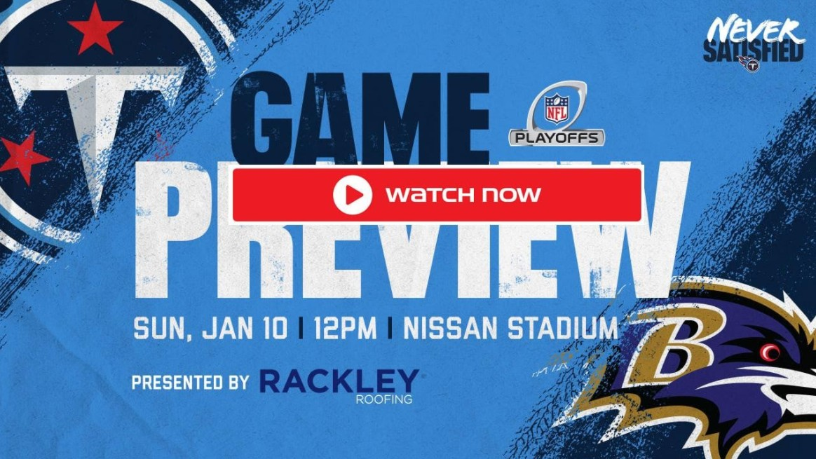 The Titans are kicking off 2021 by taking on the Ravens. Learn how to live stream the football game on Reddit for free.