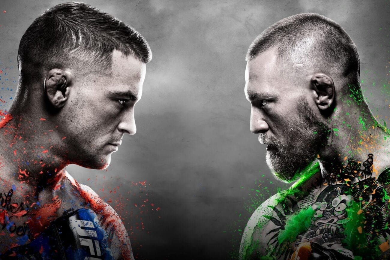 The first big UFC event of 2021 pits Poirier against MMA icon, McGregor. Jump into the ring with this live stream on Reddit.