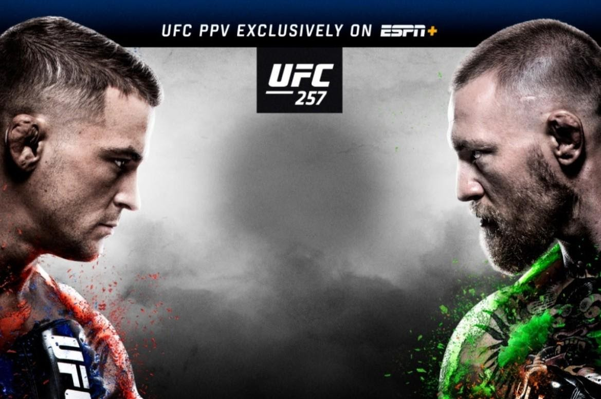 Check out this guide for UFC 257 live stream sites so you can catch the entire first.