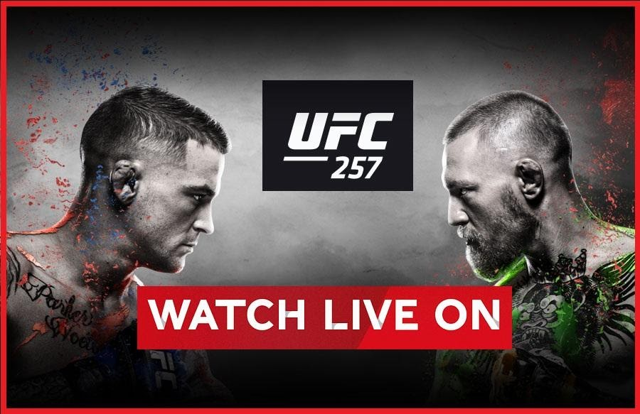 McGregor vs Poirier is the fight of the year. Here's where you can stream UFC 257 live anywhere in the world.