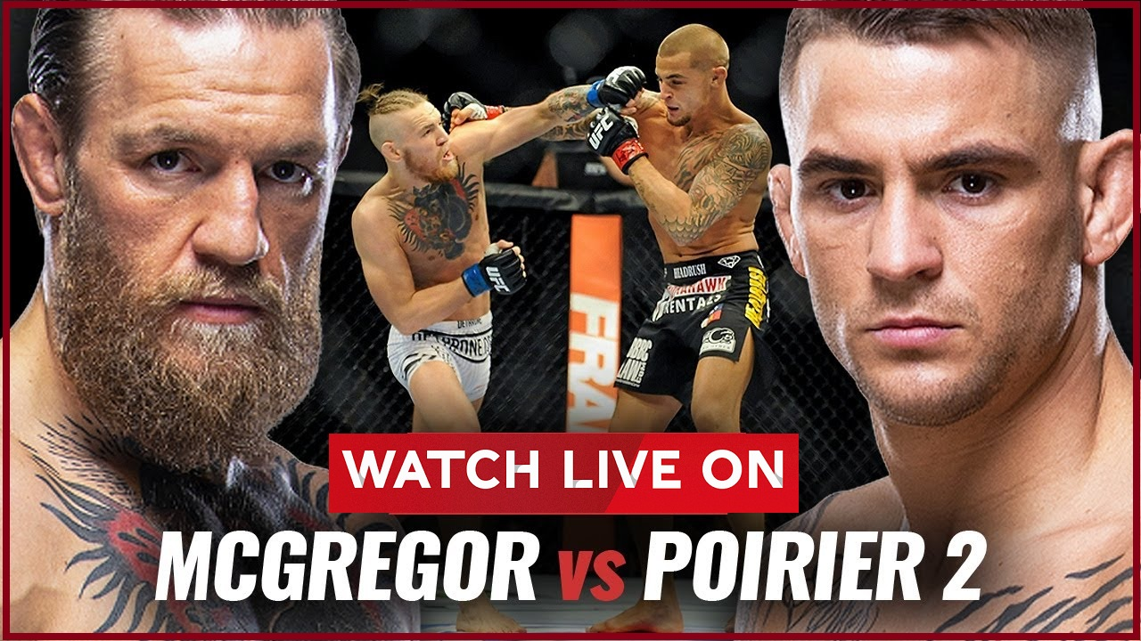 Check out UFC 257 with Poirier vs McGregor 2 by watching these free live stream sites.