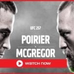 A lot has changed since McGregor stopped Poirier in the first round over six years ago at UFC 178. Watch the live stream here.