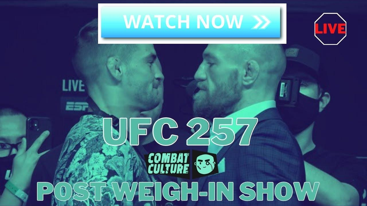 UFC 257 Free Reddit is a site that you can watch the fight. Check out where and when you can watch the live stream now.
