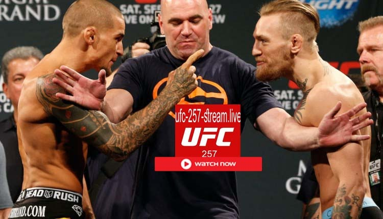 Can't wait to see the UFC live stream? See how to check out the matchup between Conor McGregor and Dustin Poirier right here!