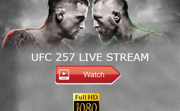 UFC 257 is here. Here's how you can live stream all the fights, and even get the streams for free.