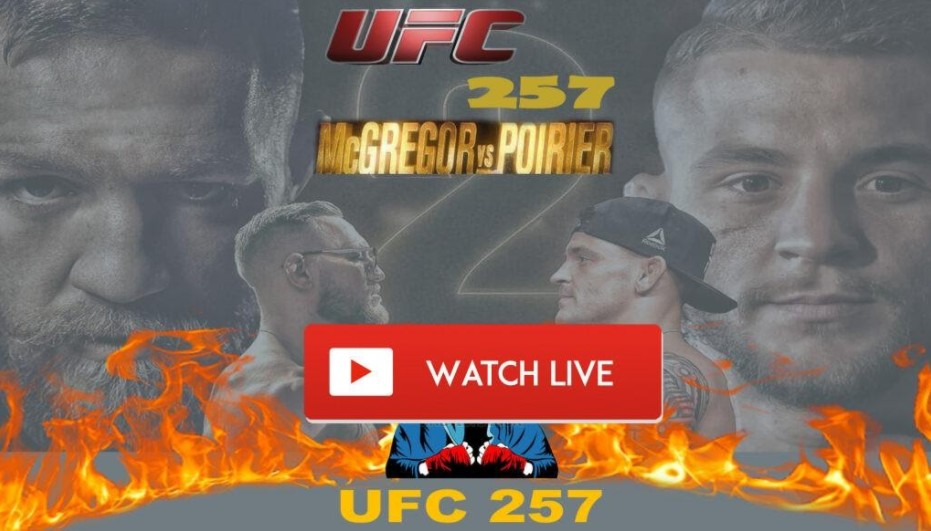 Dustin Poirier is ready to take on McGregor in UFC 257. Learn how to live stream the match for free on Reddit.