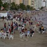 Vacaciones de Terror, un clásico mexicano. Entérate cuales fueron las playas favoritas de los covidiotas este fin de semana.