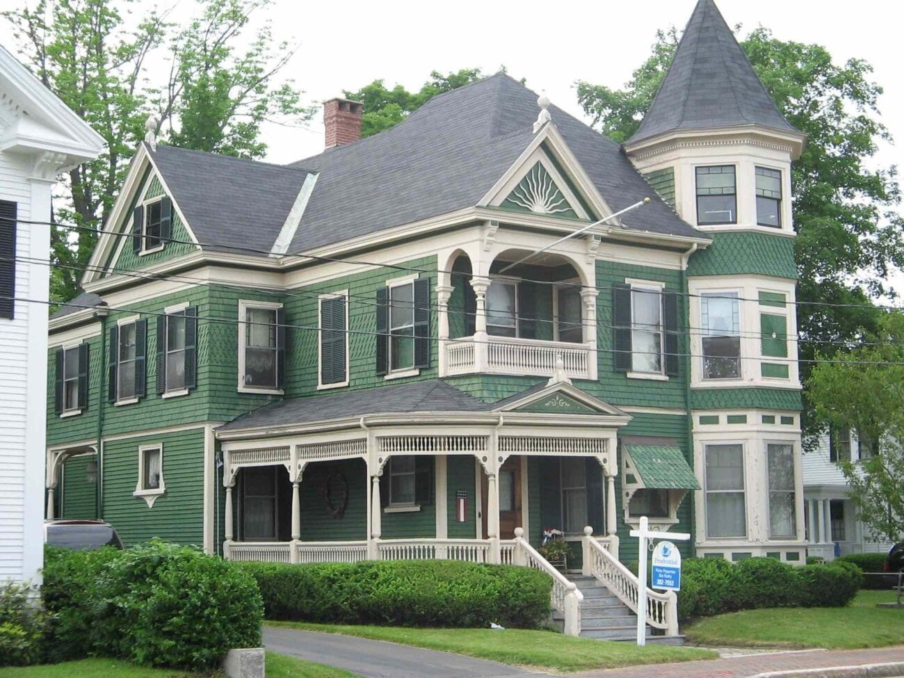 Tired of staring at the same four walls after being stuck in quarantine? Escape into one of these stately, luxurious Victorian houses instead.
