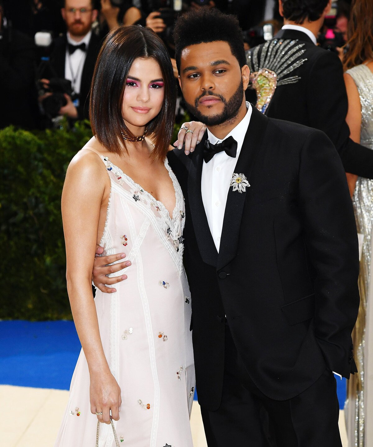Has weeknd who dated the Who Is
