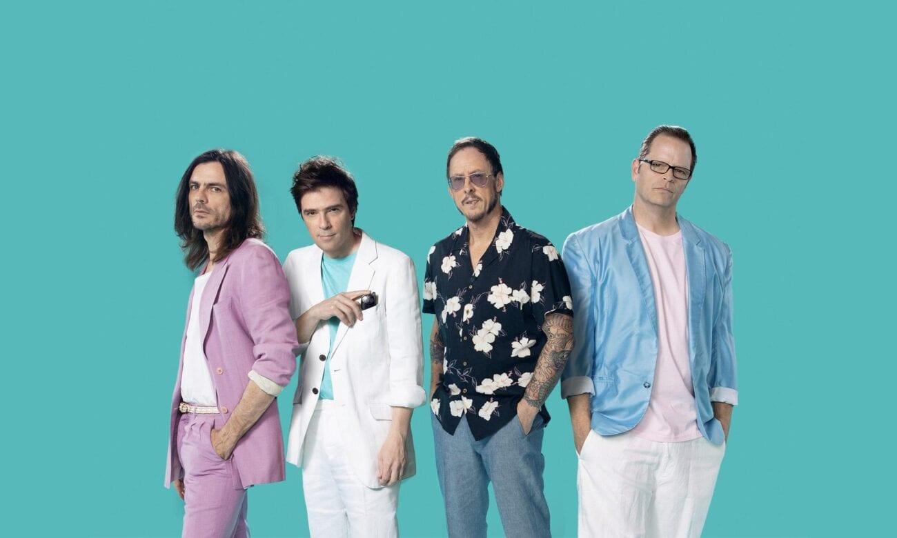 El nuevo álbum de Weezer es como de otro planeta. Confirma que eres un humano y súbete a la nave para descubrir las canciones del disco 'OK Human'.