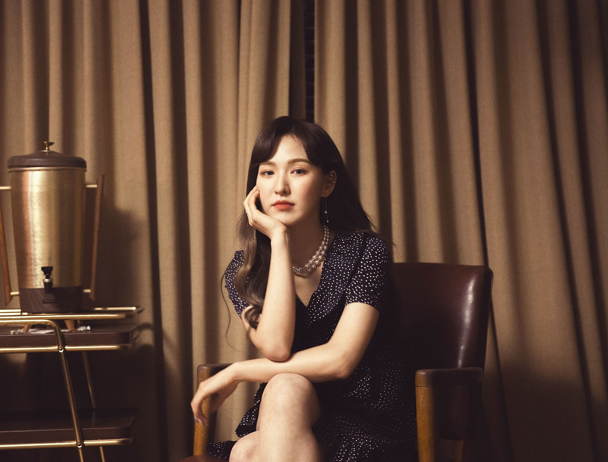 Hot girl group Red Velvet has taken the K-pop world by storm. Here's a look into the life of popular vocalist Wendy.