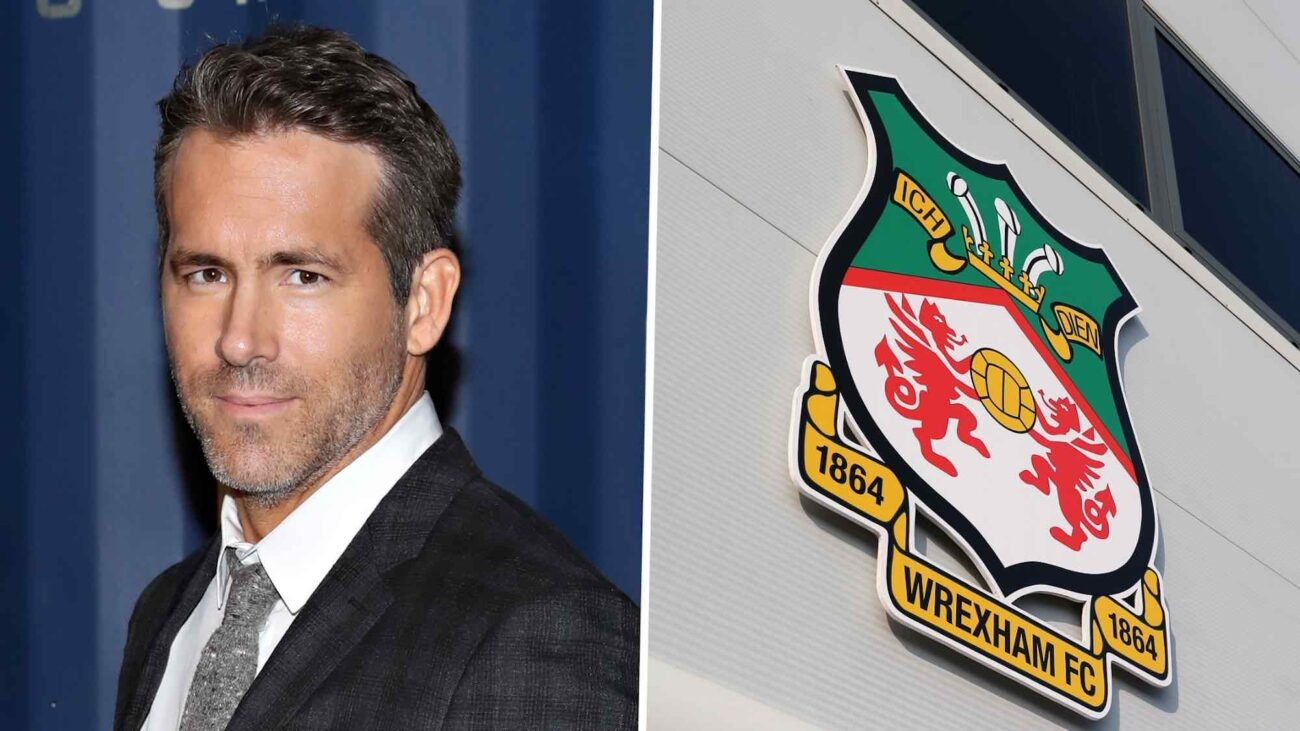 Ryan Reynolds uses his net worth to buy...a football club? Score some insight into who he partnered with and why this is a solid investment.