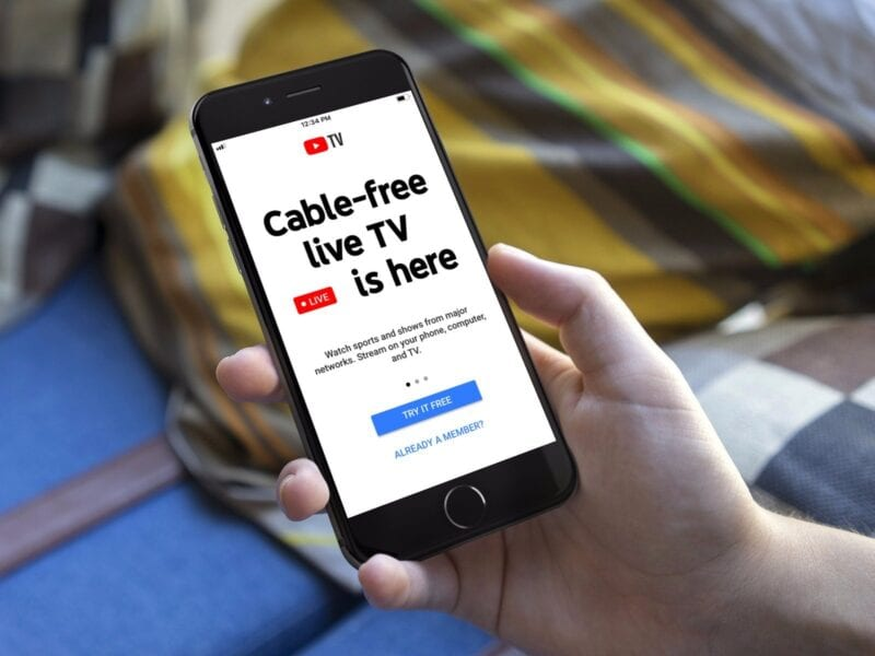 The YouTube TV app basically gives your account access to cable . . . just like Hulu's live package. Figure out which one's best for you!