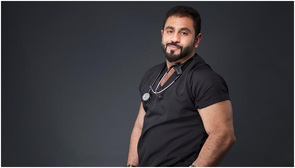 Role models are crucial. Meet Dr. Yosef Alhasany and other self care professionals who inspire people on a daily basis.