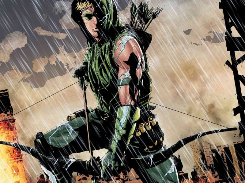 "Zack Snyder has promised a ""mind-blowing hero cameo"" in his new 'Justice League' cut. Could it be the Green Arrow? Join us in looking at the evidence!"